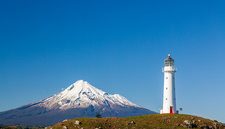 Mount Taranaki & Cape Egmont Lighthouse NZ