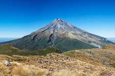Mount Taranaki - North Island NZ