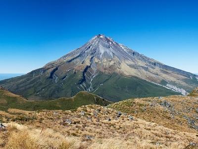 Mount Taranaki - North Island NZ