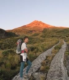 Mount Taranaki Summit Track - North Island - New Zealand