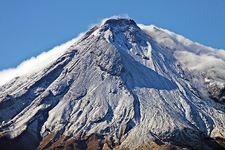 Mount Taranaki Summit View NZ