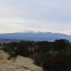Mount Taylor From Sandstone Bluff - New Mexico