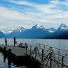 Mount Vaught - Glacier - USA