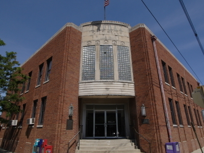 Mount  Vernon  2 C  Illinois  City  Hall