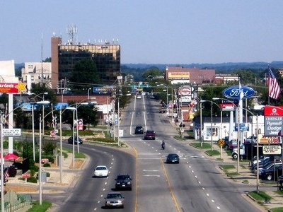 Mount Vernon Downtown