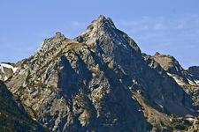 Mount Wister - Grand Tetons - Wyoming - USA