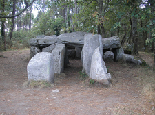 Moustoir Dolmen - Brittany - France
