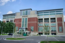 Spartan Stadium Facade