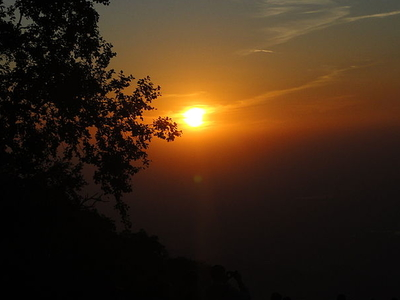Mt Abu Sunset