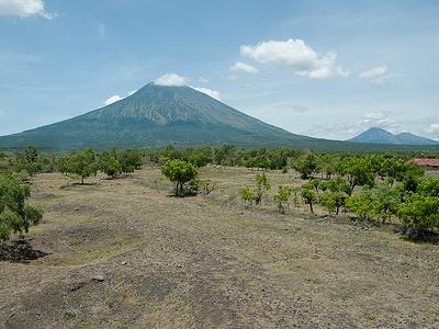Mt Agung & Mt Batur