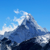 Mt. Ama Dablam In Nepal