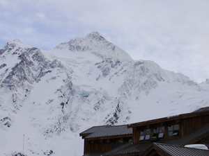 Monte Panadero Ski Area