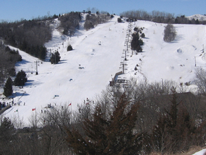 Monte Crescent Ski Area