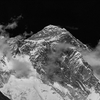 Mt Everest From South In Nepal Himalayas