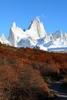Mt. Fitz Roy In Los Glaciers National Park - Mendoza
