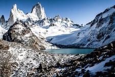 Mt. Fitz Roy In Los Glaciers NP - Argentina