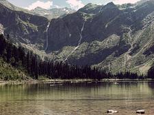 MT Glacier Lake