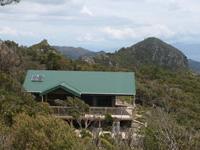 Mt Heale Hut