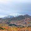 Mt. Illimani In La Paz Bolivia