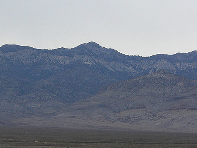 Mt Irish Range - Nevada