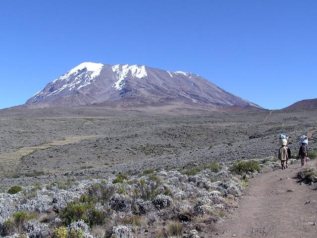 Kilimanjaro Climbing - Rongai Route Photos