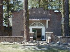 Mt Lassen Visitor Center