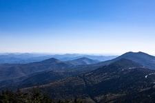Mt. Mitchell NC - Appalachian - Black Mountain Range