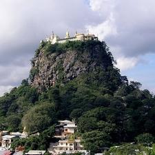Mt Popa - Myanmar
