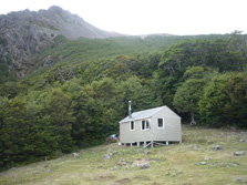 Mt Rintoul Hut