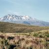 Mt Ruapehu From Mangatepopo - Tongariro