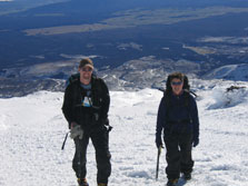 Mt Ruapehu Weather Can Change Without Warning