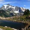 Mt. Shuksan From Artist Point Trail WA