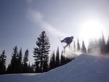 Mt. Spokane Snowboard