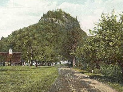 Mt .Sugarloaf  South Deerfield