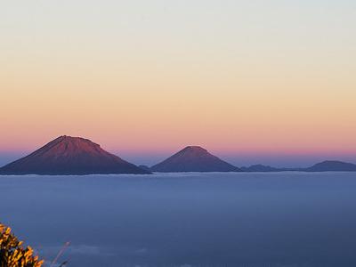 Mt.Sumbing, Mt.Sindoro N Mt. Prau