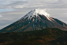 Mt. Taranaki - Egmont NP - North Island NZ
