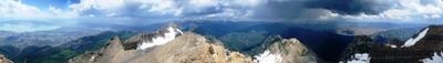 Mt  Timpanogos Panaramic