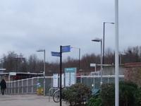 Mudchute DLR Station