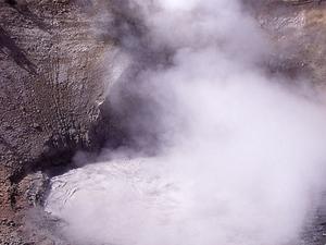 Yellowstone Vulcão da lama