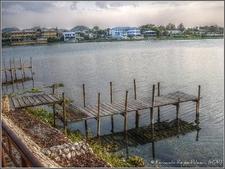 Muelle - Lago Peten Itza