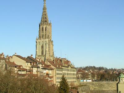 Muenster Of Bern