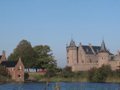 Het Muiderslot Castle