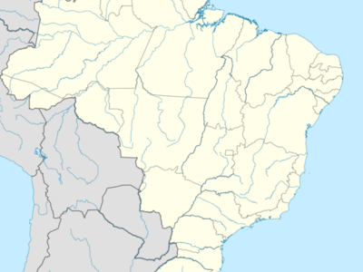 Municipality Of Guarapuava Is Located In Brazil