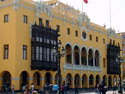 Municipal Palace