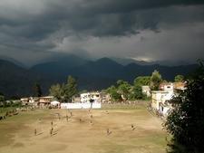 Munsyari Football Field