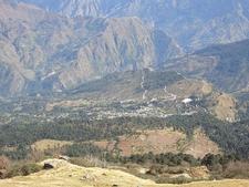 Munsyari Town View