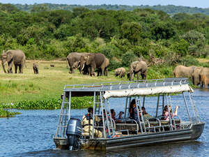 Murchison Falls Tour Photos