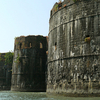 Murud-Janjira-Fort Walls