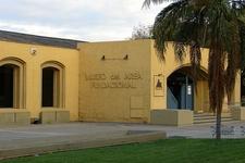 Museo Del Area Fundacional In Mendoza