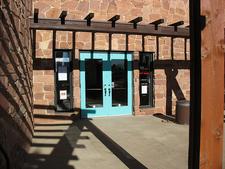 Museum Entrance - Edge Of The Cedars
